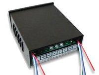 LT-210 SPI Driver(Single Pixel/3CH);accept SPI(TTL) signal or DMX512 signal; input voltage:DC12-24V,8A/3channel.12V(300W)24V(600