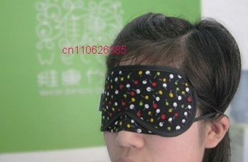 free shipping Wholesale 50pcs/lot eye mask 100% pure cotton eye cover Sleeping Mask Health Care Eyepatch, eye protection