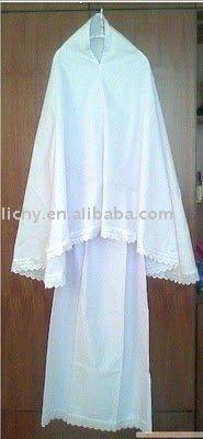 Islamic Prayer Clothes | Foto Artis - Candydoll