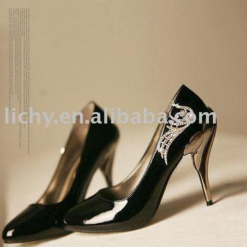 Lady dress shoe,Stylish high heel shoe,Kvoll high heel shoe,Newly high heel,Stiletto high heel shoes,lyc2390