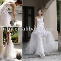 Fashion wedding dresses,Cheap bridal dress,wedding gowns,Popular designer wedding dress,formal wedding dress,lyc3602