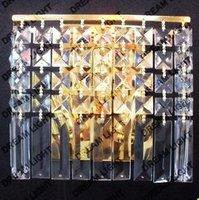 crystal wall lamp/ wall lighting/ K9 best grade chinese crystal/  free shiping