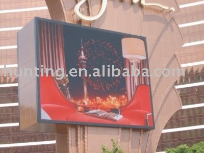 High definition stable quality good price LED display screen(China (Mainland))