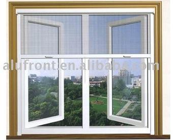 Aluminum Hinges Window