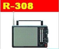 NEW TECSUN R-308 ANALOG AM/FM LARGE SPEAKER RADIO R308