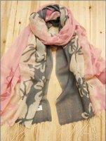 101258  hijab cotton scarf  wholesale shawls long hijab winter scarf fashion women muslim shawls
