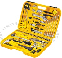 free shipping bosi best price 78pcs mechanics repair tools kit,household tool kit