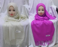 XF101351,Cashmere Muslim scarves,Islamic scarf,Hot Selling Products,Free shipping fee,Accept