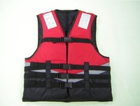 Free Shipping with foam life vest for Adult size