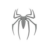 Fashion Car stickers /car stickers/  spider sticker