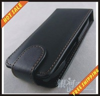 Free shipping --New high quality leather case cellphone for E75