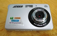 "10pcs Good Quality!DC-530 Digital Camera 2.7"" TFT 10MP 5.0Meg Cheap Camera Drop shipping+free shipping"