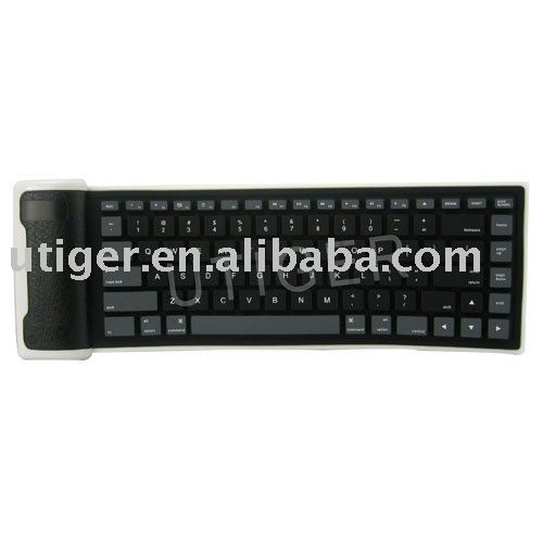 Wired Keyboard For iPad,Foldable For iPad Bluetooth keyboard Free shipping(Hong Kong)