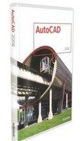 Autodesk AutoCAD 2008 English Windows Full Version 2CD