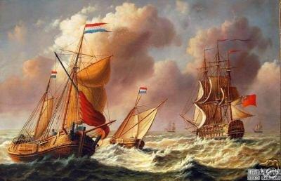 """Ondas Mar Navio marinho oceano Batalha 24 """"x36"""" da pintura a óleo 100% garantido Frete grátis(China (Mainland))"""