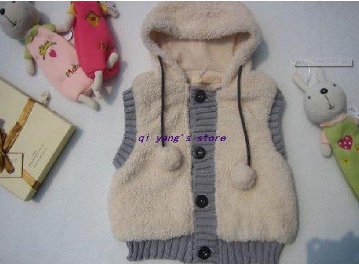 Chalecos de lana para niños - Imagui