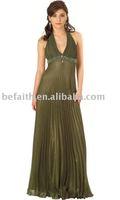 2011 New A-line Freeshipping Superb Evening Dress Evening Gown 2202