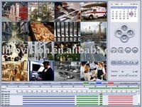 NVR software license for 8ch IP cameras - NVR+IP -08