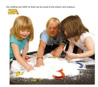 DIY Instant Decorative Artificial Water Snow/making Small Pounch 78 Pieces/lot+ Gift&Free shipping