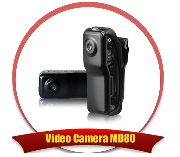 FREE SHIPPING Mini DV DVR Sports Video Camera MD80 Hot Selling High quality Perfect design(China (Mainland))