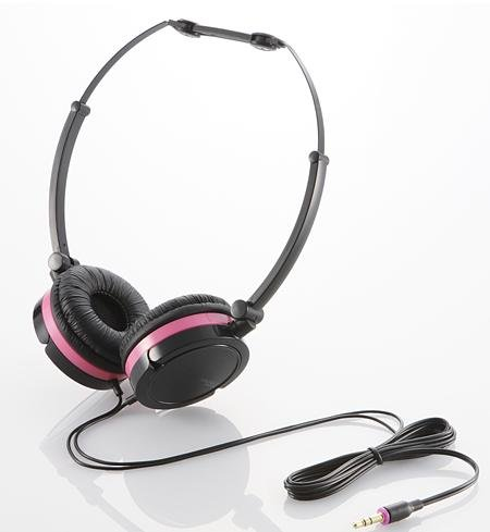 Multicolor Folding Portable type EHP-OH100 Headphones Good Sound Free shiping 2pcs(China (Mainland))
