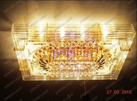 crystal ceiling light modern/ crystal lamp ceiling/ K9 best chinese Crystal/ DIA800*H800mmL23+10  free shipping