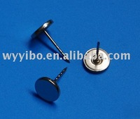 pin for eas hard tag steel pin nail YB-P01