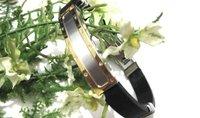 men's jewelry  mens fashion jewelry men jewelry accessory  Wholesale men's jewelry stainless steel silicone Bracelet