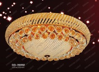 ceiling crystal lamp/ crystal light ceiling lamp/ K9 best chinese Crystal/ DIA500*H200mm  free shipping