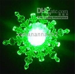 Christmas decoration 100pcs/lot christmas light, Christmas Gift 10cm snowflake