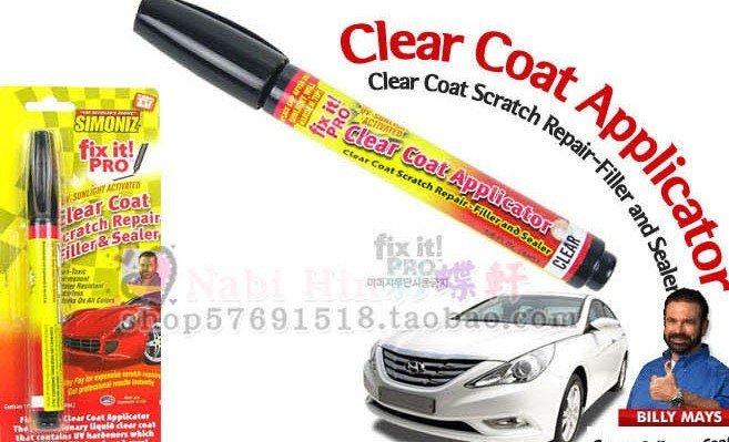 New Arrival Painting pens Simoniz Fix It Pro Repair Filler & Scratch Remover 15pcs/lot(China (Mainland))