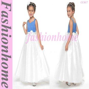 Attractive  Free Shipping A-line Pretty Girl Dress Flower Girl Dress CC017