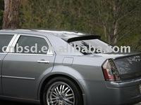 05-08 Chrysler 300/300C Fiber Glass Roof Spoiler Lip Body Kit