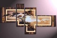 from artist T5ew5 Art handmade abstract oil painting on canvas modern 100% handmade original directly