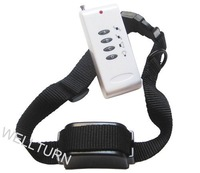 20pcs/lot*Vibration Anti Bark Dog PET Training Collar Remote Control&Sound A B C D  ABCD