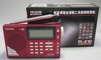TECSUN PL-210 PLL Digital World Band Radio PL210