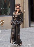 (CD-003)free shipping brand double face women's faux shearing fur coat of Europe and America original order with guaranteen 100%