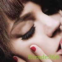 False Eyelashes Eye Lashes Makeup  Free shipping High quality 100%New  200pcs/lots