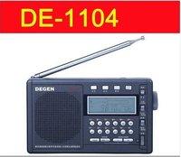 DEGEN DE1104 PLL Digital FM-Stereo / AM / Shortwave Dual Conversion World Band Radio Receiver