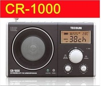 TECSUN CR-1000   PLL FM-stereo / AM / TV (UHF & VHF) Radio