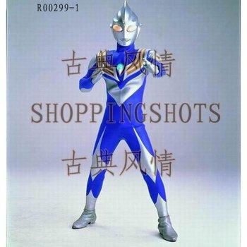 MASCOTA DE TRAJE Ultraman de la historieta del vestido de lujo del TRAJE R00299 envío libre