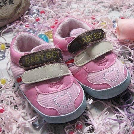 Bebê booties sapato de bebê sapatos de bebê sapatos primeiro walker calçado infantil projetos mistos YW18(China (Mainland))