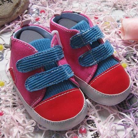 Bebê sapatinhos de bebê sapatos bebê primeiro YW19 projetos walker sapatos calçados infantis sapatos de bebê misturado(China (Mainland))