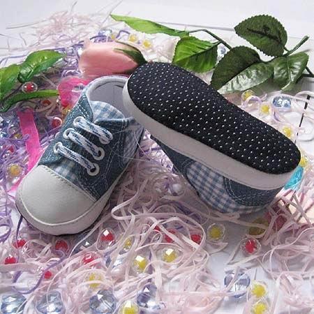 Sapato da manta do bebê infantil sapatinhos de bebê à moda do bebê primeiros walker sapatos dos meninos YW43(China (Mainland))