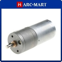 FREE SHIPPING - 24mm 12V 60RPM Powerful High Torque Mini DC Geared Motor (OT367)