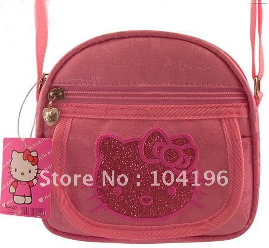High Quality Recommend Hello Kitty Shopping Big Travel Luggage Messenger Shoulder Tote Hand bag