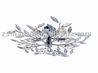 Free shipping ,100% hot sell,Modern crystal ceiling light,best choice for you