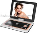 15.6inch portable dvd player with TV /game/ USB SD slot
