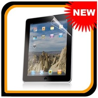 High Quality LCD Screen Protector Guard Film For iPAD ,Free Shipping! 102855
