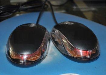 10 Pcs 3D USB Optical Notebook Laptop PC Computer Mouse